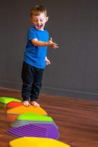 Toddler Yoga Perth Scotland Scotland All-Strong Balancing Stones