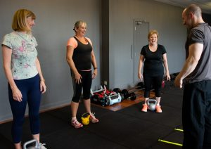 Kettlebell class, Scotland All-Strong, Perth Scotland, Group Personal Training