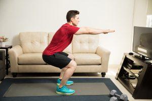 The Squat, Home Workout Perth Scotland