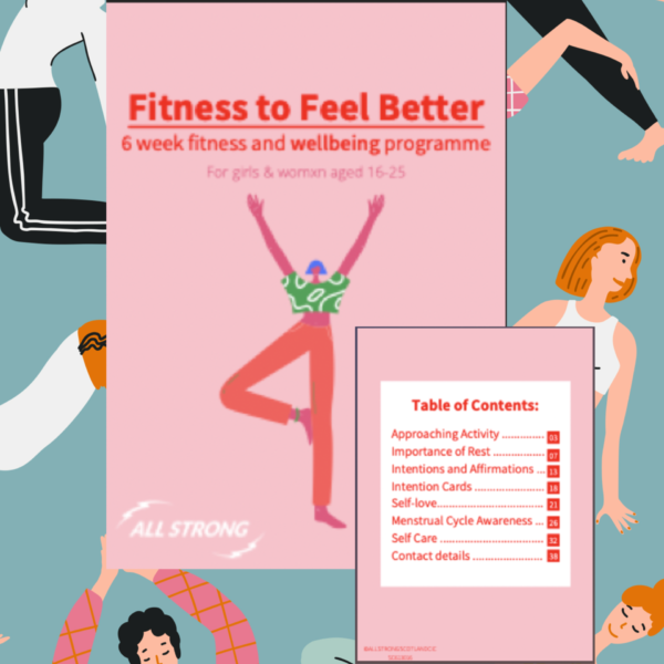 Fitness to Feel Better Ages 16-25